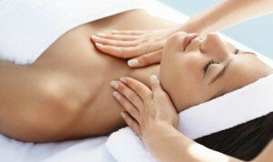 Классический массаж груди