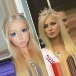 Валерия Лукьянова фото до и после