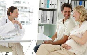 Озонотерапия и беременность