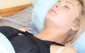 Дарья Пынзарь после пластики груди