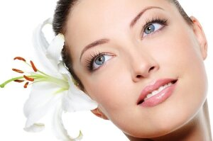 Эффект ультразвукового пилинга лица