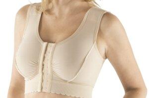 Компрессионное белье для фиксации груди