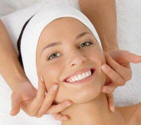 Подтяжка лица с помощью массаж
