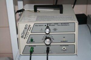 Удаление родинок радиоволновым методом