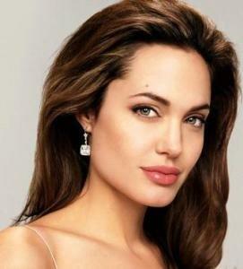 Анджелина Джоли после пластики