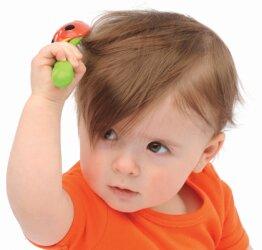 Причины алопеции у детей